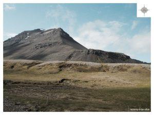 Berg in den Ostfjorden