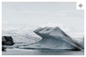 Eisschollen auf dem Jökulsárlón