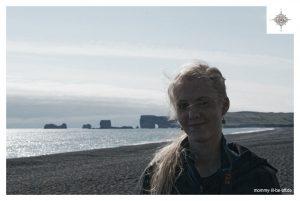 die Türlochinsel Dyrhólaey