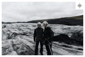 Gletscherwanderung auf den Mýrdalsjökull