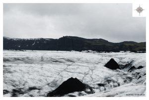 Gletscher Mýrdalsjökull