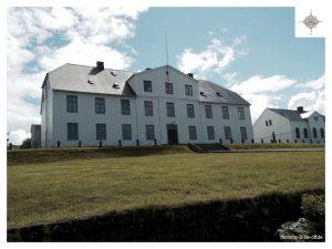 Präsidentensitz in Reykjavík