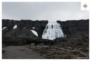 Wasserfall Dynajandifoss