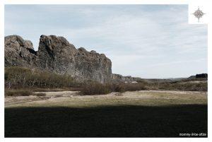 Tal im Jökulsárgljúfur-Nationalparks