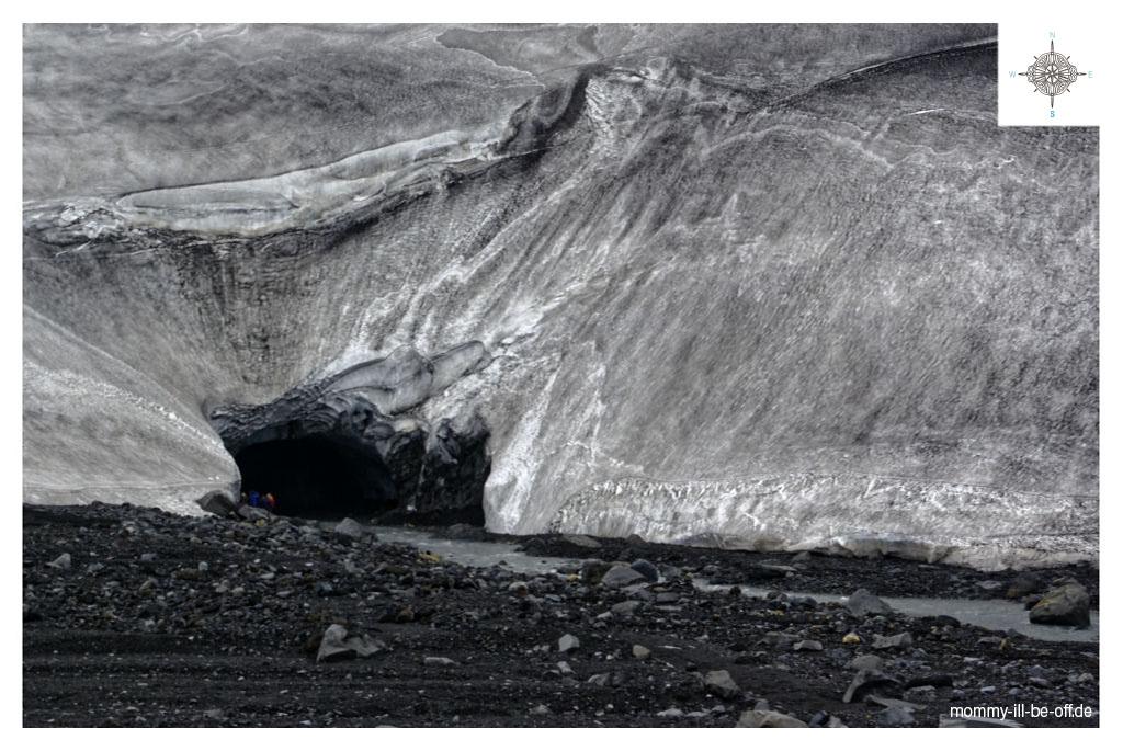 Eishöhle Kverkfjöll