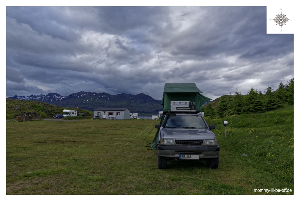 Djúpavík Camping
